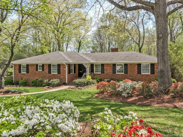 2536 Cloister Drive, Charlotte, NC 28211 (#3338839) :: LePage Johnson Realty Group, LLC
