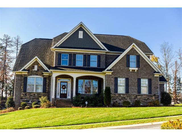 8821 Branchside Lane, Huntersville, NC 28078 (#3338841) :: LePage Johnson Realty Group, Inc.