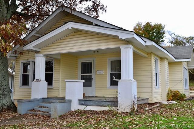 595 E Court Street, Marion, NC 28752 (#3338878) :: High Performance Real Estate Advisors