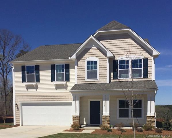 119 Trick Ski Lane #33, Statesville, NC 28677 (#3339948) :: Odell Realty Group