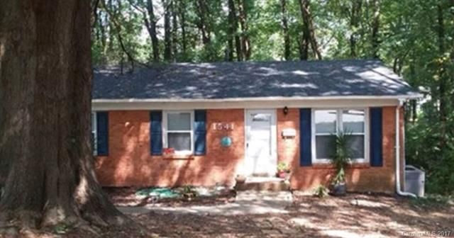 1541 Westdale Drive, Charlotte, NC 28208 (#3340109) :: Charlotte Home Experts