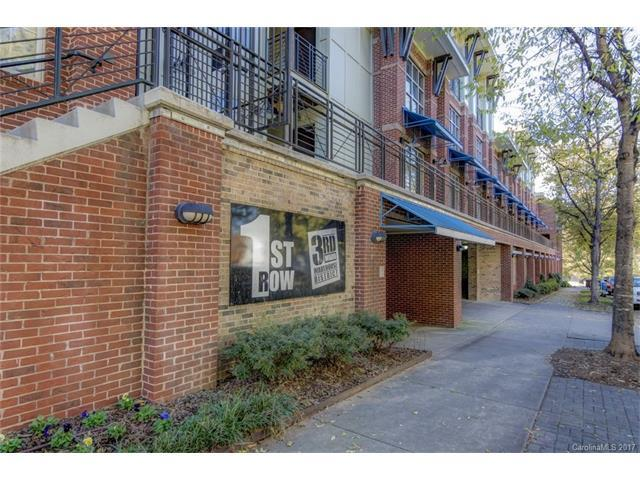 1101 W 1st Street #209, Charlotte, NC 28202 (#3340123) :: High Performance Real Estate Advisors
