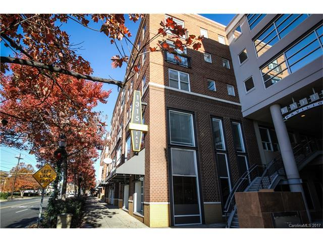 1315 East Boulevard #403, Charlotte, NC 28203 (#3340304) :: Berry Group Realty