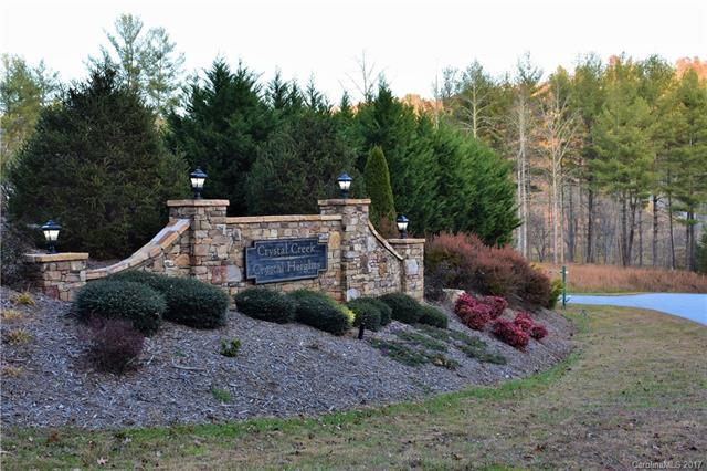 0 Crystal Heights Drive #3, Hendersonville, NC 28739 (#3341012) :: Rinehart Realty