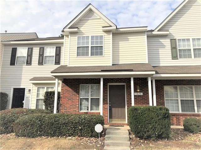 1826 Birch Heights Court #6605, Charlotte, NC 28213 (#3343037) :: Miller Realty Group