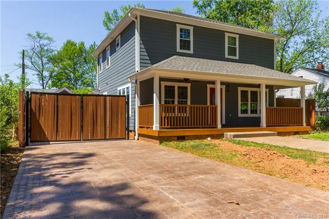 2511 Yadkin Avenue, Charlotte, NC 28205 (#3343225) :: David Hoffman Group