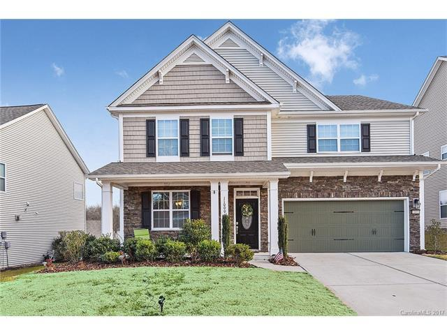 11000 Aspen Ridge Lane #135, Concord, NC 28027 (#3344316) :: Exit Mountain Realty