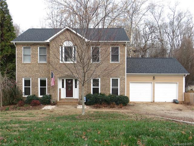 12801 Moores Mill Road, Huntersville, NC 28078 (#3344357) :: The Ramsey Group