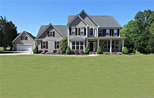 5610 Zion Church Road, Concord, NC 28025 (#3346243) :: High Performance Real Estate Advisors