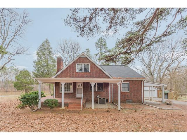 5120 Allen Road, Charlotte, NC 28269 (#3346685) :: The Ramsey Group