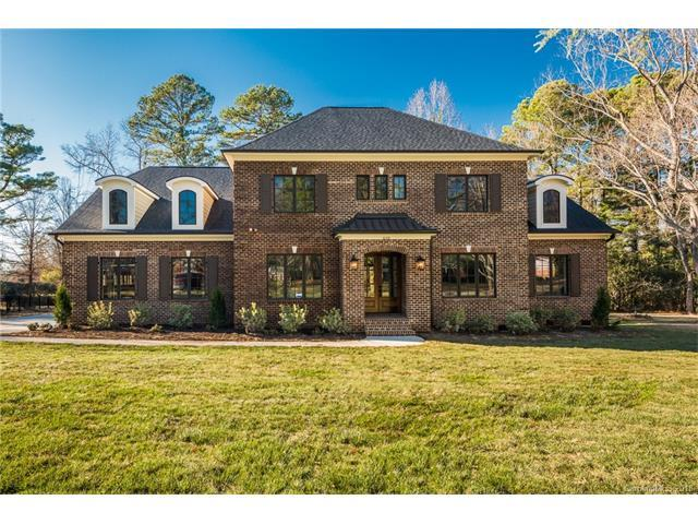 610 Lansdowne Road, Charlotte, NC 28270 (#3347517) :: Charlotte's Finest Properties
