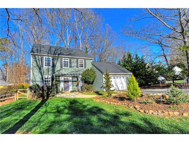 13827 Darington Court, Pineville, NC 28134 (#3347921) :: Burton Real Estate Group