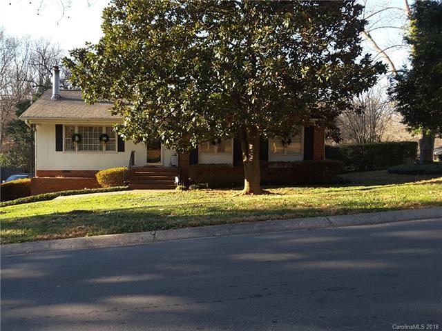 4129 Tamerlane Drive #25, Charlotte, NC 28205 (#3348292) :: Stephen Cooley Real Estate Group