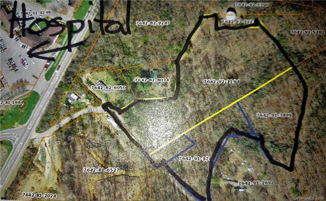 0000 Arnold Hill, Sylva, NC 28779 (#3348858) :: High Performance Real Estate Advisors