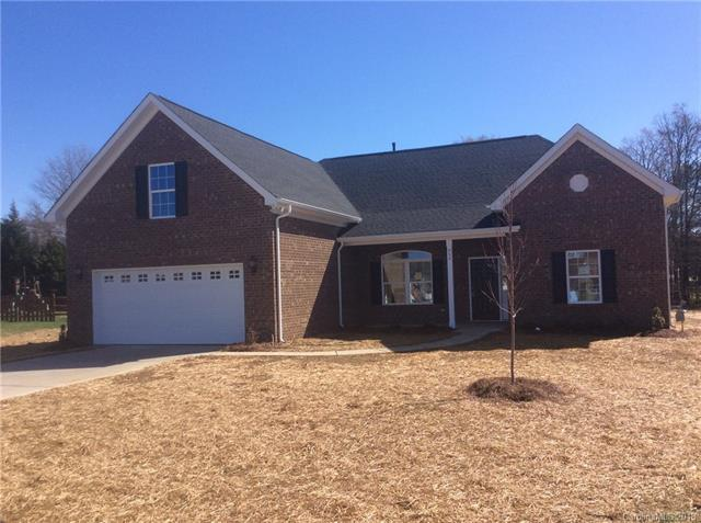 853 Treva Anne Drive, Concord, NC 28027 (#3349120) :: Stephen Cooley Real Estate Group