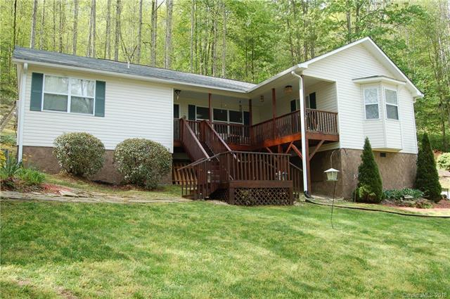 80 Kitty Lane, Waynesville, NC 28785 (#3349239) :: Puffer Properties