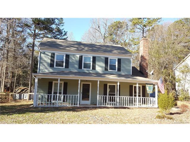 2527 Clearkirk Court, Matthews, NC 28105 (#3349548) :: Exit Mountain Realty