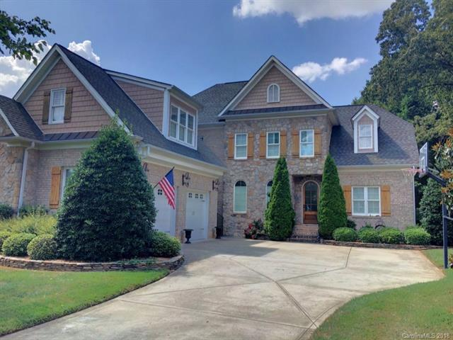 6689 Fox Ridge Circle, Davidson, NC 28036 (#3350363) :: The Sarver Group
