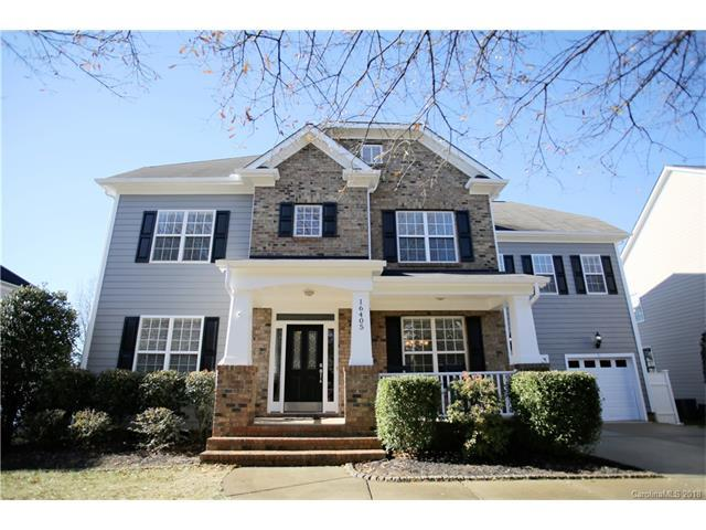 16405 Cardross Lane, Huntersville, NC 28078 (#3350992) :: LePage Johnson Realty Group, Inc.