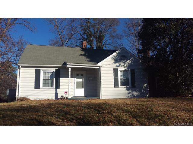 1944 Woodcrest Avenue, Charlotte, NC 28203 (#3351305) :: Scarlett Real Estate