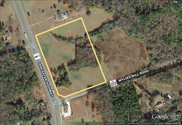 3551 Lancaster Highway, Richburg, SC 29729 (#3351385) :: Austin Barnett Realty, LLC