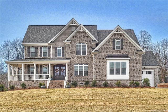 122 Overlook Ridge Lane, Davidson, NC 28036 (#3351894) :: Odell Realty Group