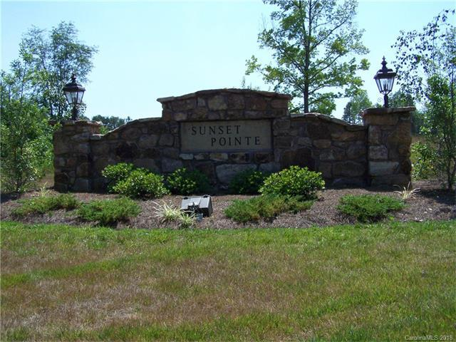 1115 Sunset Pointe Drive #54, Salisbury, NC 28146 (#3352127) :: LePage Johnson Realty Group, LLC