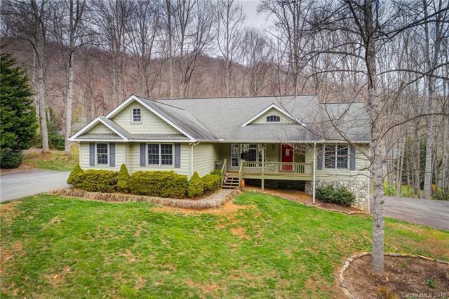 162 Brannon Forest Drive, Waynesville, NC 28785 (#3352986) :: LePage Johnson Realty Group, LLC