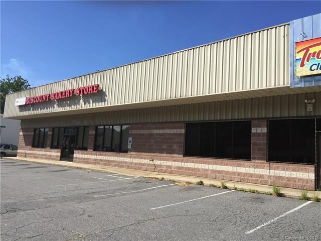 60 W Main Street Street, Sylva, NC 28779 (#3353043) :: High Performance Real Estate Advisors