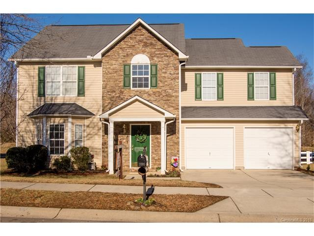 8236 Chilkoot Lane, Locust, NC 28097 (#3353075) :: Exit Mountain Realty