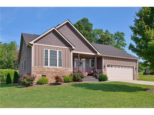 91 Triple Fairways Drive #24, Hendersonville, NC 28739 (#3353981) :: Caulder Realty and Land Co.