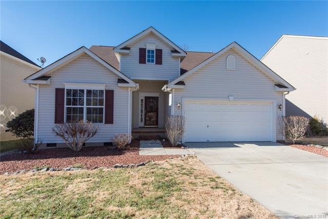 6726 Thistle Down Drive, Harrisburg, NC 28075 (#3354331) :: Robert Greene Real Estate, Inc.