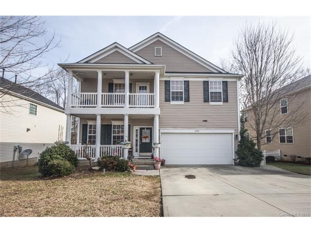 1376 Bottlebrush Lane, Harrisburg, NC 28075 (#3354789) :: Caulder Realty and Land Co.