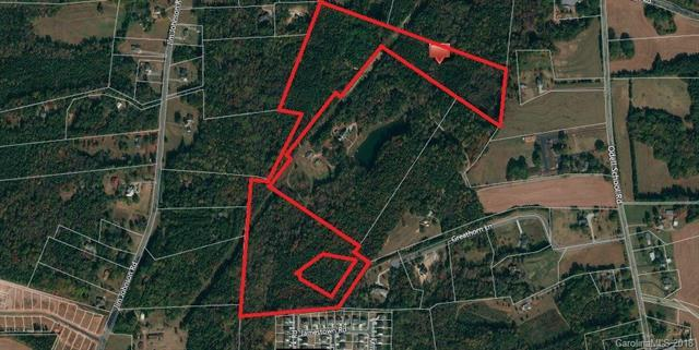 Lot 1 Jim Johnson Road, Concord, NC 28027 (#3354997) :: Rinehart Realty