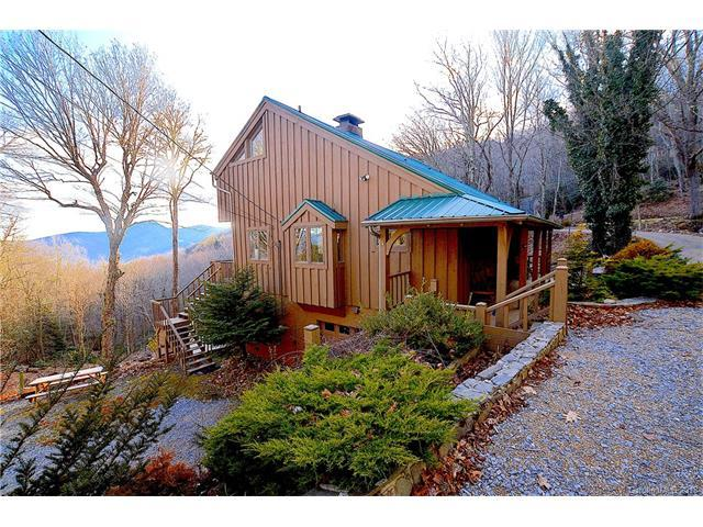 294 Leatherwood Drive, Maggie Valley, NC 28751 (#3355029) :: Mossy Oak Properties Land and Luxury