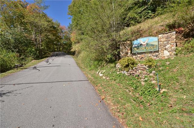 00 Falcon Ridge Drive #1, Waynesville, NC 28786 (#3355191) :: Exit Mountain Realty