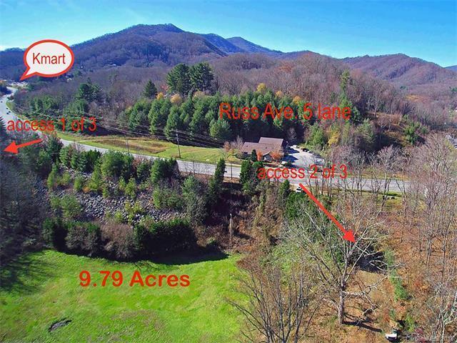 1766 Russ Avenue, Waynesville, NC 28786 (#3355935) :: Caulder Realty and Land Co.