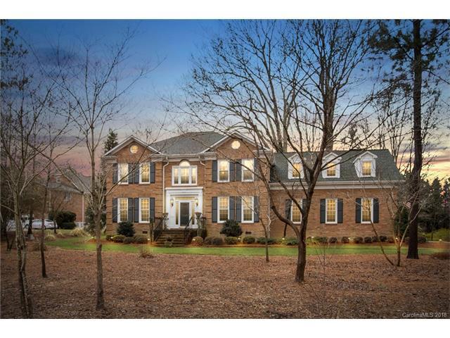 4720 Cedar Ridge Lane, Matthews, NC 28104 (#3355979) :: LePage Johnson Realty Group, LLC