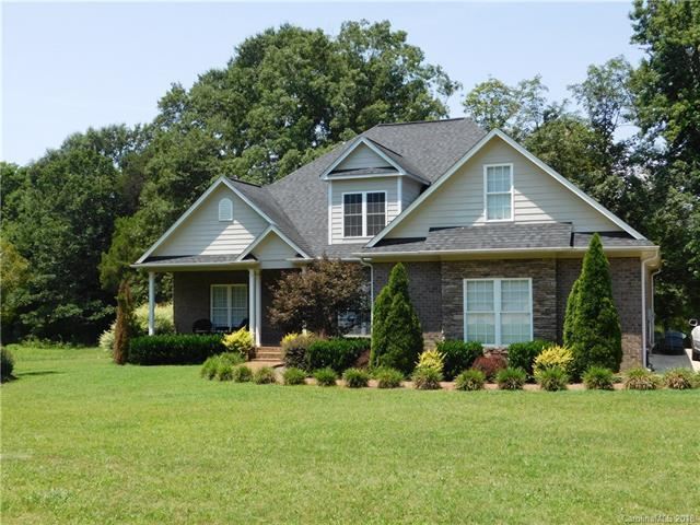1863 Cline Farm Road, Lincolnton, NC 28092 (#3356354) :: LePage Johnson Realty Group, LLC