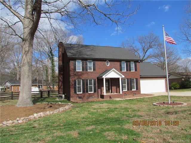 1160 Hwy 153 Highway, China Grove, NC 28023 (#3356381) :: Stephen Cooley Real Estate Group