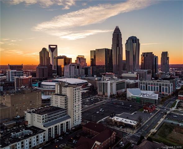 505 E 6th Street #1602, Charlotte, NC 28202 (#3356882) :: High Performance Real Estate Advisors