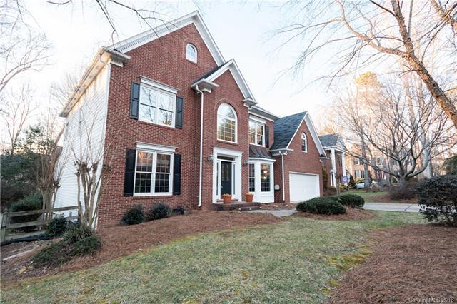 9121 Park Grove Street, Huntersville, NC 28078 (#3356921) :: Besecker Homes Team