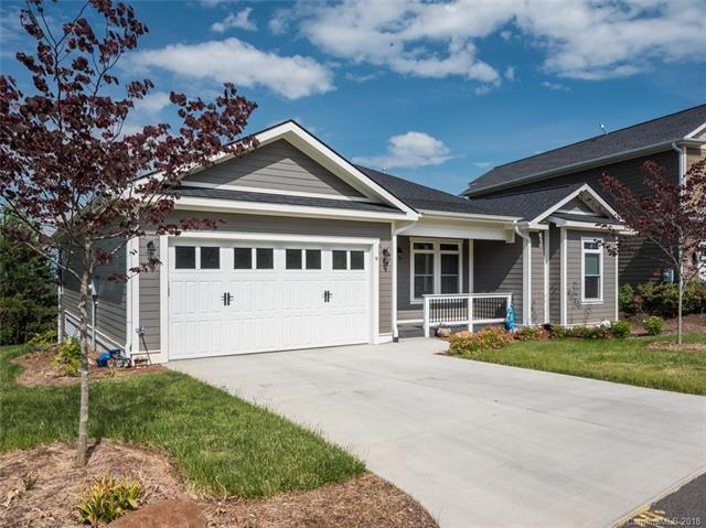 15 Endless View Drive #58, Weaverville, NC 28787 (#3357454) :: Odell Realty Group