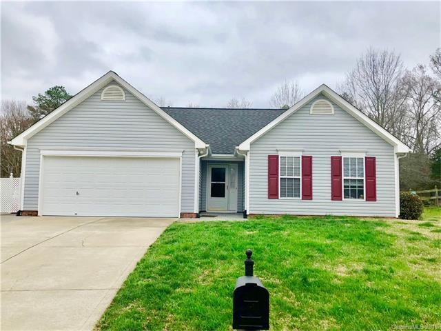 2323 Ivy Run Drive #22, Indian Trail, NC 28079 (#3357572) :: Exit Mountain Realty