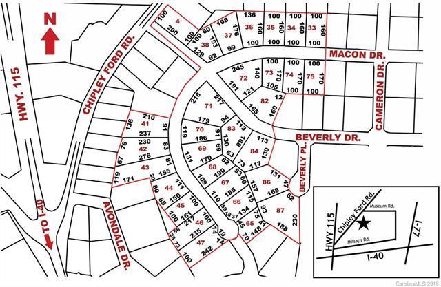 Lot#33 Macon Drive Lot #33, Statesville, NC 28625 (#3357765) :: LePage Johnson Realty Group, LLC