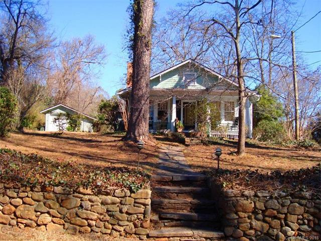 95 Broadway Avenue, Tryon, NC 28782 (#3357880) :: Miller Realty Group