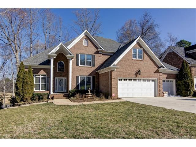 11908 Cupworth Court, Huntersville, NC 28078 (#3358080) :: Exit Mountain Realty