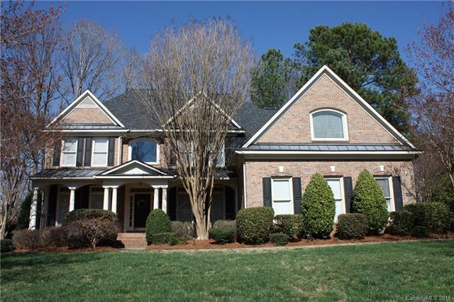 15634 Knox Hill Road, Huntersville, NC 28078 (#3358281) :: Pridemore Properties