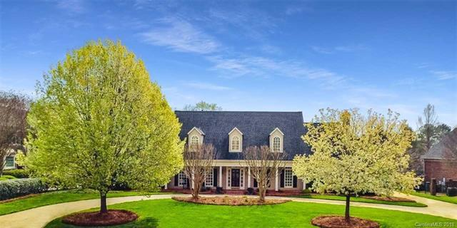 8231 Greencastle Drive, Charlotte, NC 28210 (#3358335) :: Charlotte's Finest Properties