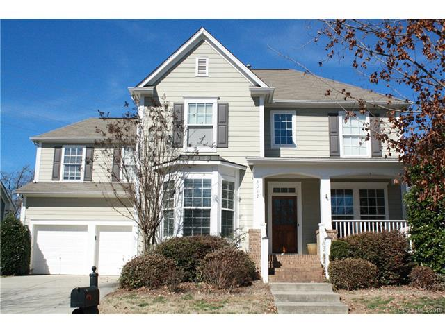 8012 Woods Run Lane, Huntersville, NC 28078 (#3358446) :: LePage Johnson Realty Group, LLC